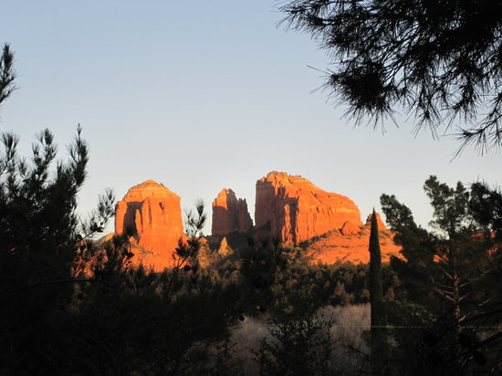 Cathedral Rock Lodge Picture