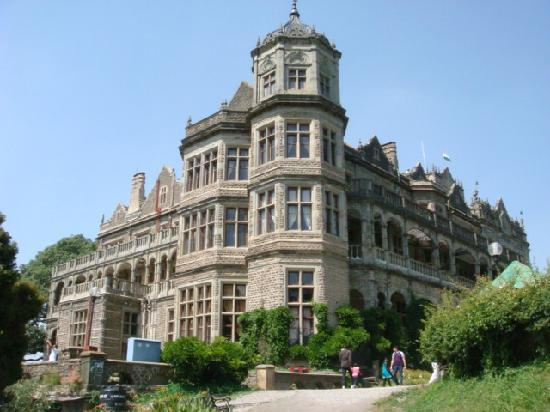 my shot of the great museum of shimla