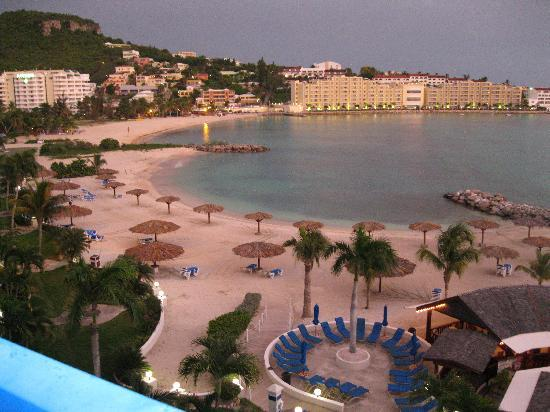 Cole Bay, St-Martin/St Maarten : Royal Palm Beach