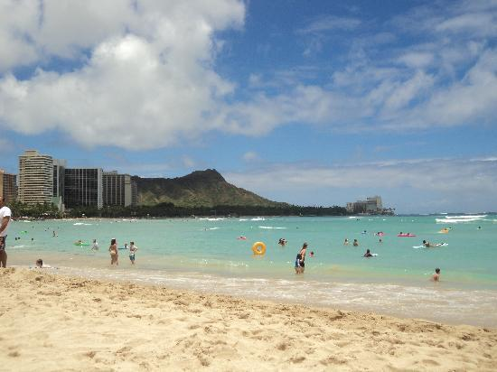 Wyndham at Waikiki Beach Walk: Diamond Head & Waikiki Beach