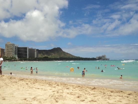 Wyndham at Waikiki Beach Walk: Diamond Head & Waikiki Beach