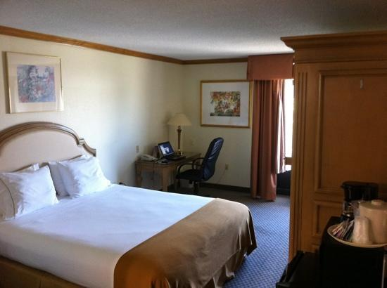 Holiday Inn Express Hotel & Suites Houston West-Energy Corridor: clean and comfy