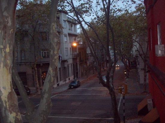 Hotel Iberia: Window pic