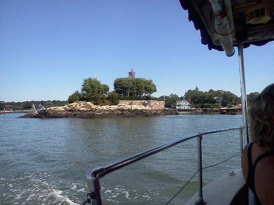 Thimble Islands: yup yet another view