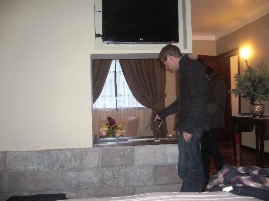 La Lune One Suite Hotel Cusco : la suite