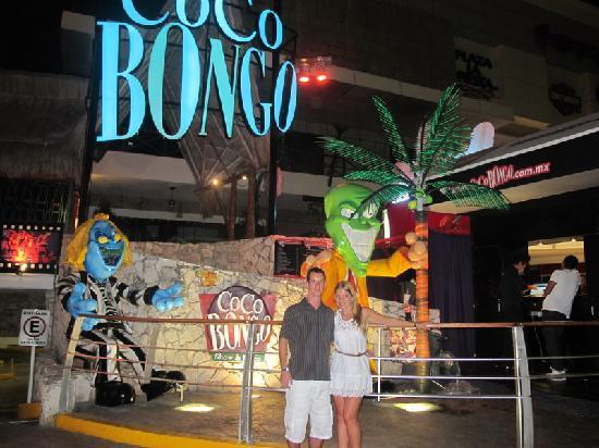 Coco Bongo Cancun: Entrada