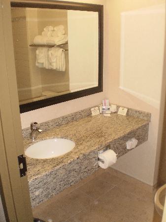 Best Western Plus The Inn at St. Albert: Bathroom