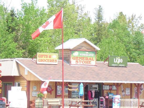 Voyageur Cookhouse: CU General Store
