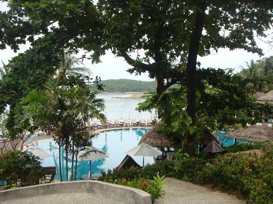 Nora Beach Resort and Spa: view of the pool area