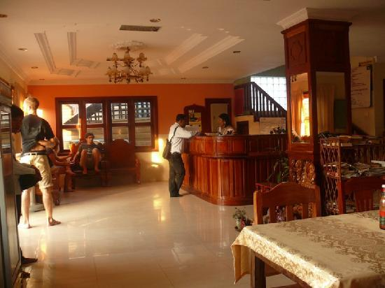 Aroma Daily Guesthouse: Lobby