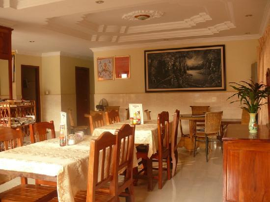 Aroma Daily Guesthouse: Restaurant