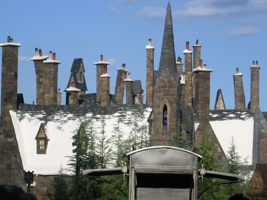 The Wizarding World of Harry Potter : Hogsmeade