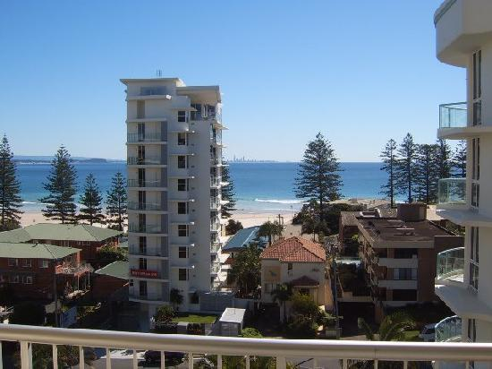Rainbow Bay Resort: The view from our balcony