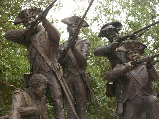 Savannah, Gürcistan: haitian revolutionary war hero monument
