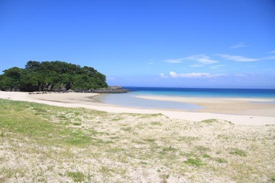 Ohama Beach: 壱岐大浜2
