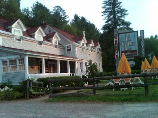 The Gables Inn: Summer