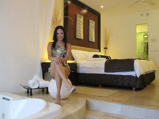 Le Blanc Spa Resort: Honeymoon Suite