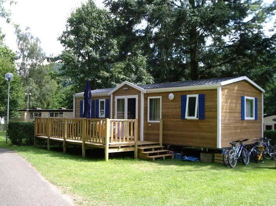 Camping Parc de la Fecht : Hébergement