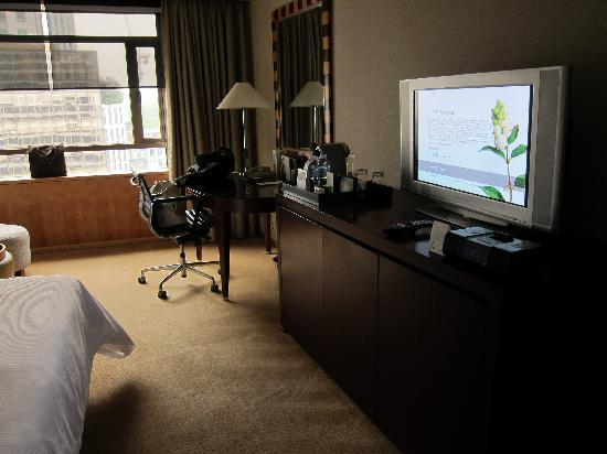 서울 웨스틴 조선 호텔 사진