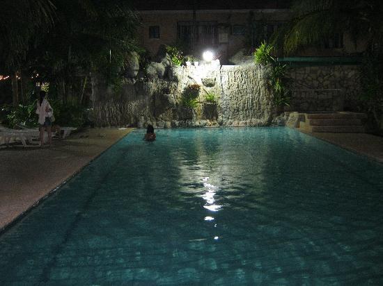 Villa Alzhun Tourist Inn and Restaurant: swimming pool