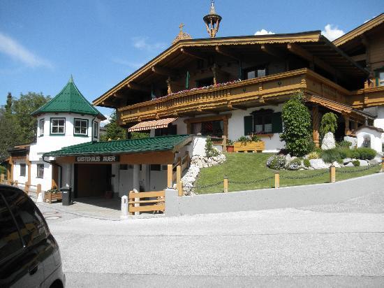 Hotel Auer: mooi uitzicht