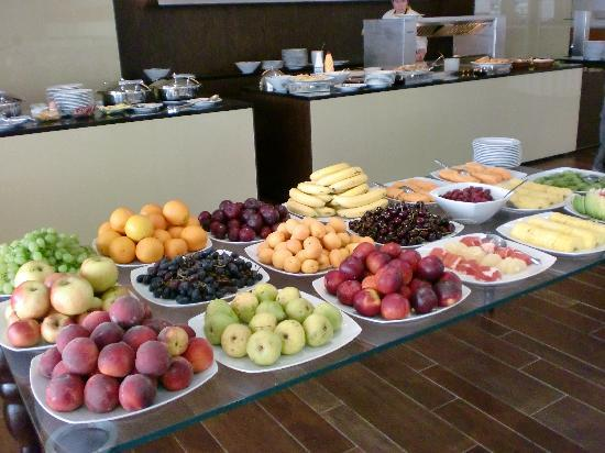 Hotel Livada Prestige: Frühstücksbuffet