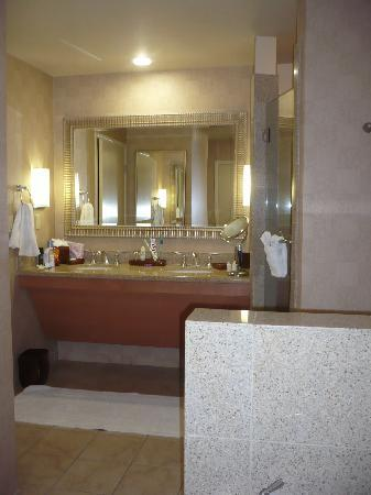 Platinum Hotel and Spa: our beautiful bathroom