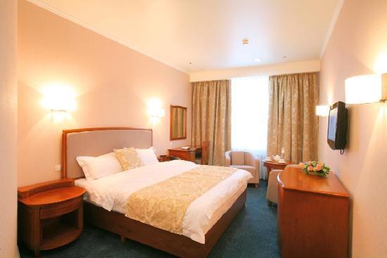 Boutique-Hotel Khabarovsk City: standard room