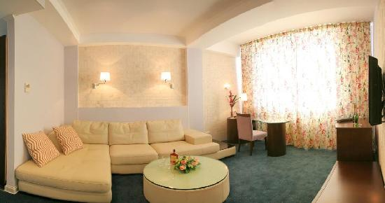 Boutique-Hotel Khabarovsk City: suite deluxe