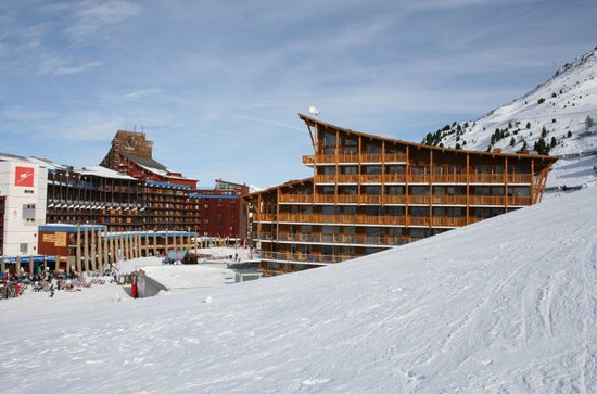 Les Arc, Frankrike: Chalet des Neiges Cime des Alpes