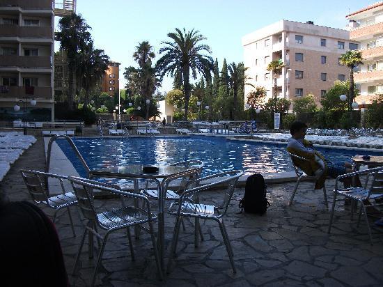 H·TOP Royal Beach: Pool-Side 1