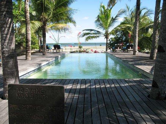 Ibo Island Lodge: pool