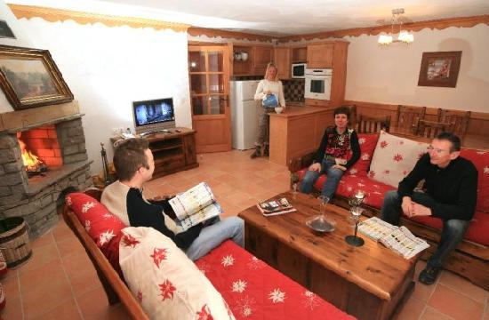Residence Chalet des Neiges Plein Sud : Chalet des Neiges Plein Sud