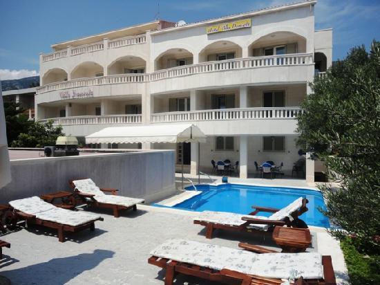 Hotel Villa Daniela : Front side