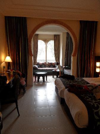 Eden Andalou Hotel Aquapark & Spa: suite