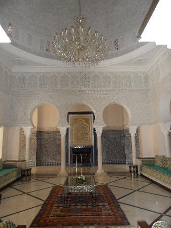 Salon picture of eden andalou hotel aquapark spa for Salon paris marrakech