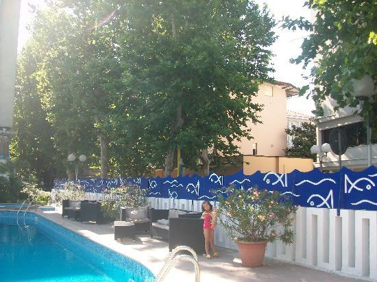 Senior Hotel: VISTA PISCINA 1