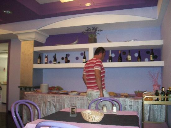 Senior Hotel: RISTORANTE 3