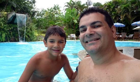 Itamambuca Eco Resort: One of the pools at the resort