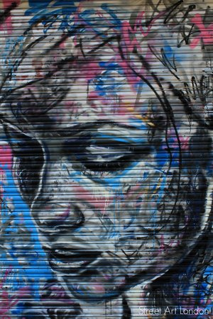 Street Art London Tours -Tur Seni Jalanan