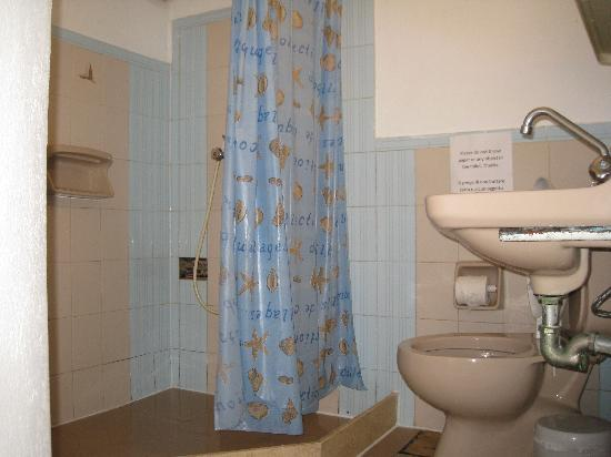 Vista Apartments: bathroom