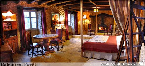 Balcon en Foret - Chambres d'Hotes Dordogne