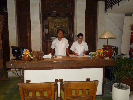 Ubud Village Hotel: Ubud Village Staff - always friendly