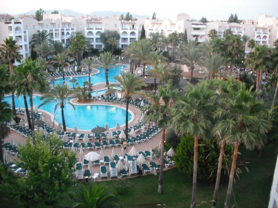 Protur Safari Park Aparthotel: view from the room balcony 5097