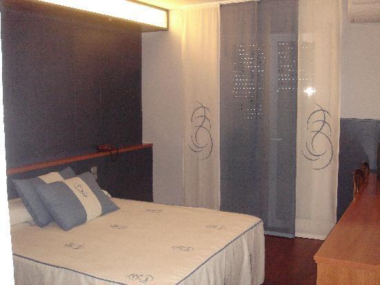 Santa Bárbara, España: Hotel