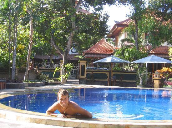 Bendesa Accommodation: pool 2