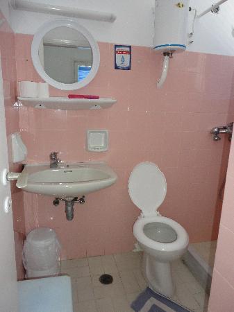 Skios Hotel: bathroom