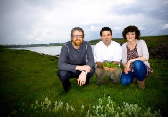 Aniar Restaurant: A restaurant owned by Jp McMahon and Drigin Gaffey with food by Enda McEvoy.