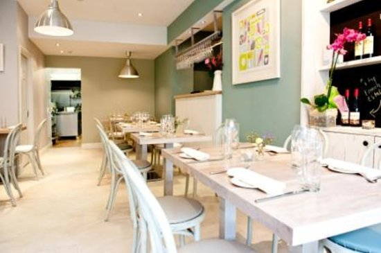 Aniar Restaurant: Aniar Interior - Galway Restaurant