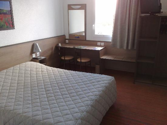 Ace Hotel Bourges : chambre